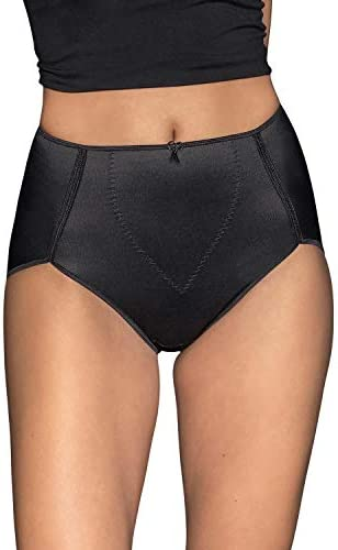 Leonisa tummy regulate top waisted complete protection panty undies for girls