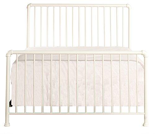 Hillsdale Furniture 2001BQR Brandi Bed Set, Queen, White