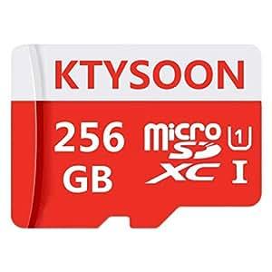 KTYSOON Capacidad de Almacenamiento de 256 GB