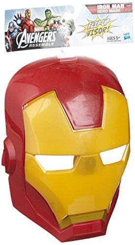 Avengers Marvel Assemble Iron Man Hero (Realistic Ironman Costumes)