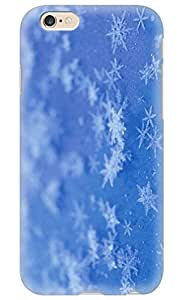 CaseandHome Obviously Snowfalkes PC Material Hard Case For iphone 6
