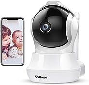 Camaras de Seguridad Wifi Inalambricas IP Cámaras Tipo Domo, ARKARTECH 3MP(2304×1296P) Sistema de Camaras de Vigilancia 360
