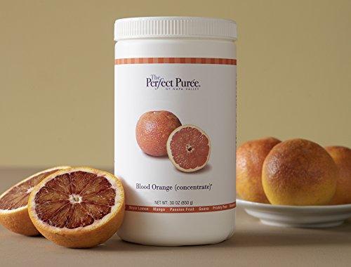 Orange Concentrate Juice - Blood Orange Concentrate - 30 Ounces (1 Container)