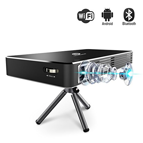 OCYCLONE Portable Projector Bluetooth Smartphone product image