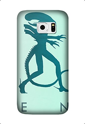 New Alien Movie Hard Case Cover for Samsung Galaxy S6 Edge Design By [Lee Stjohn]