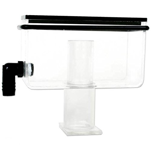 AquaC Replacement Cup, Remora Pro/Urchin Pro Drain Fitting Protein Skimmers