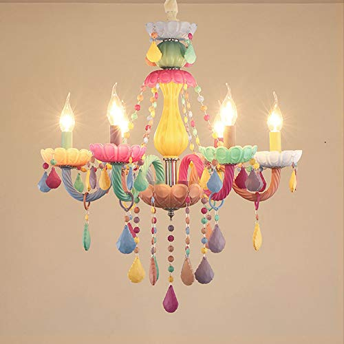 Coloured Pendant Light Shades in US - 9