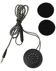 Suuone Helm Headset, Motorhelm Headset Hoofdtelefoon Speakers Ondersteuning Handsfree bellen