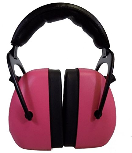 Pro Ears Gold II 30 - PEG2RMP - Electronic Hearing Protection & Amplification - Range Earmuff - NRR 30 - Hearing Protector Ear Muffs, Pink by Pro Ears