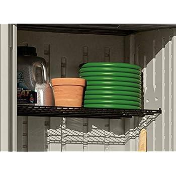 Amazon Com Suncast Shelf Shed Models Bms1250 And Bms2000