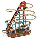 Mr. Christmas Animated World's Fair Grand Roller Coaster Decoration #79751