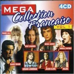 Mega Collection Francaise Volume 1 (4 Cd Set)