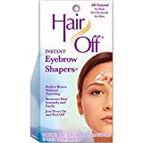 Hair Off Instant Eyebrow Shapers - 18 ct.