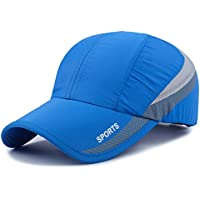 Bigface Up Sport Cap Sun Hat Folding Portable Unisex UV SPF 50+ Baseball Hat