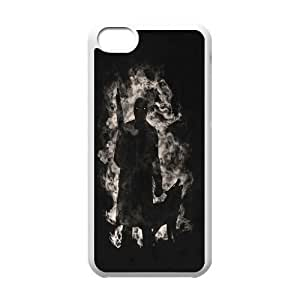 Custom Colorful Case for Iphone 5C, Hunter Cover Case - HL-534275