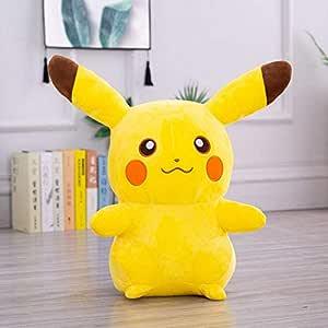 DONGER Lindo muñeco Pikachu Pokémon Regalo de cumpleaños ...