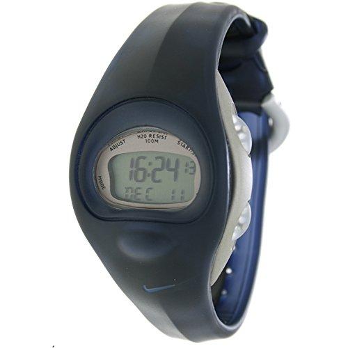 NIKE WR0007-401 - Reloj Nike TEMPEST Digital caucho - Unisex - Color Azul