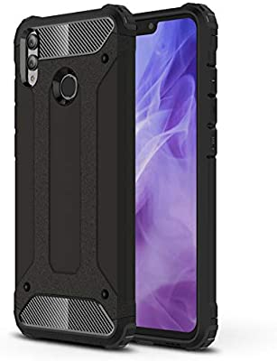 Funda Huawei Honor 8X, Fundas 2in1 Dual Layer Anti-Shock 360° Full ...