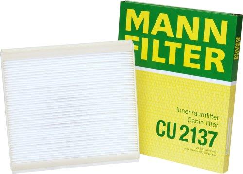 Mann-Filter CU 2137 Cabin Filter for select  Volvo models