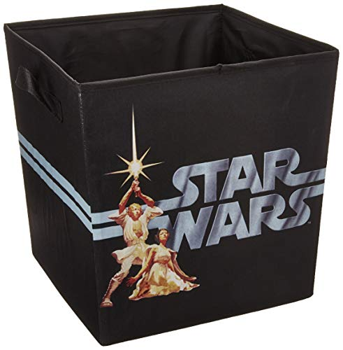 "Star Wars® Black Storage Bin (13""x13"")"