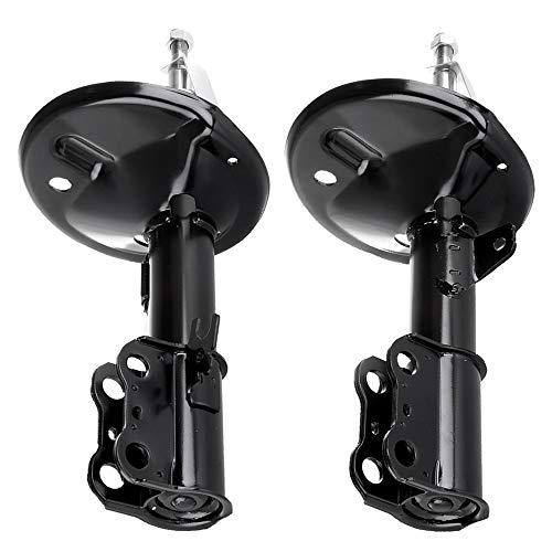 Shocks and Struts,ECCPP Front Pair Shock Absorbers Strut Kits Compatible with 1997 1998 1999 2000 2001 Lexus ES300/Toyota Camry,1997-2003 Toyota Avalon,1999-2003 Toyota Solara 334245 71678 334246 7167