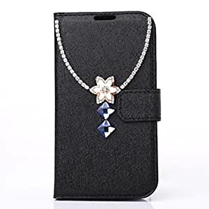 JOE Fashion PU Leather Full Body Case for iPhone 4/4S(Assorted Colors) , Blue