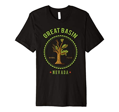- Great Basin National Park Shirt Nevada  Premium T-Shirt