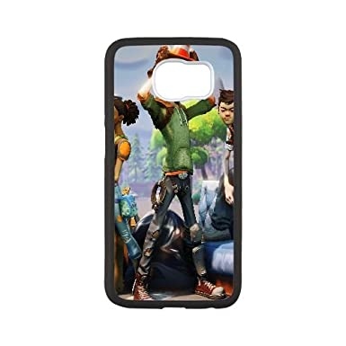 finest selection 21815 6f20e Fortnite Game Samsung Galaxy S6 Cell Phone Case Black yyfabc_169947 ...