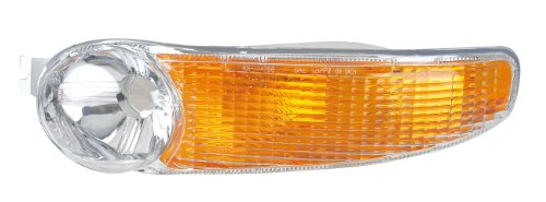Eagle Eyes GM256-U000L GMC Driver Side Park/Signal/Side Marker Lamp