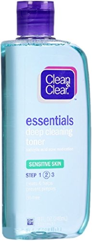 CLEAN CLEAR Cleaning Astringent Sensitive product image