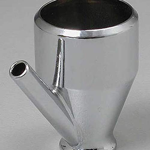 Paasche Cup - Paasche 1/4 Ounce Metal Cup for Double Action Airbrushes - VL-1/4-OZ