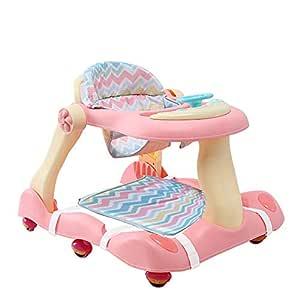 Andador Primeros Pasos Correpasillos para bebé Plegable 2-en-1 ...