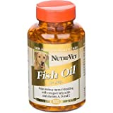 Nutri-Vet Fish Oil Softgels, 100 Count, My Pet Supplies