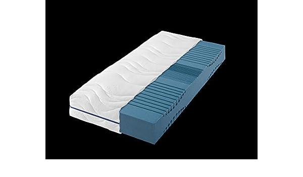 Dunlopillo Home 3000 7 Zonas Colchón de Espuma fría, tamaño: 200 x 200 cm, Grado de dureza: H2: Amazon.es: Hogar