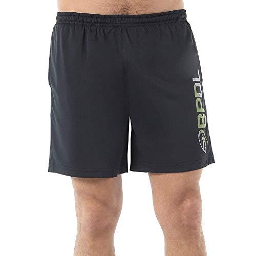 Bullpadel Pantalon Corto CEPEUS Negro: Amazon.es: Deportes y aire ...