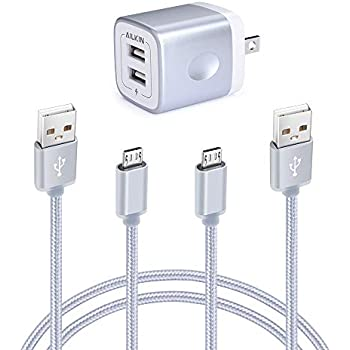 Amazon.com: USB Charging Box, Charger Adapter, Ailkin 3-Pack ...