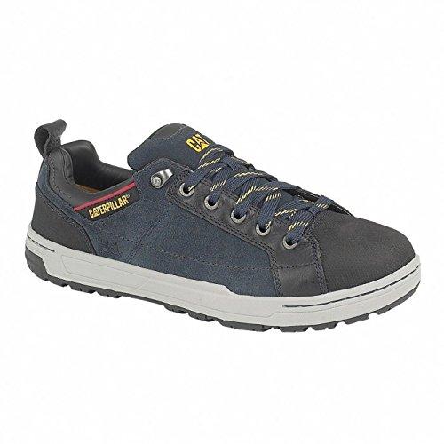 Chaussures de sécurité Caterpillar Brode pour homme (41 EUR) (Bleu marine)
