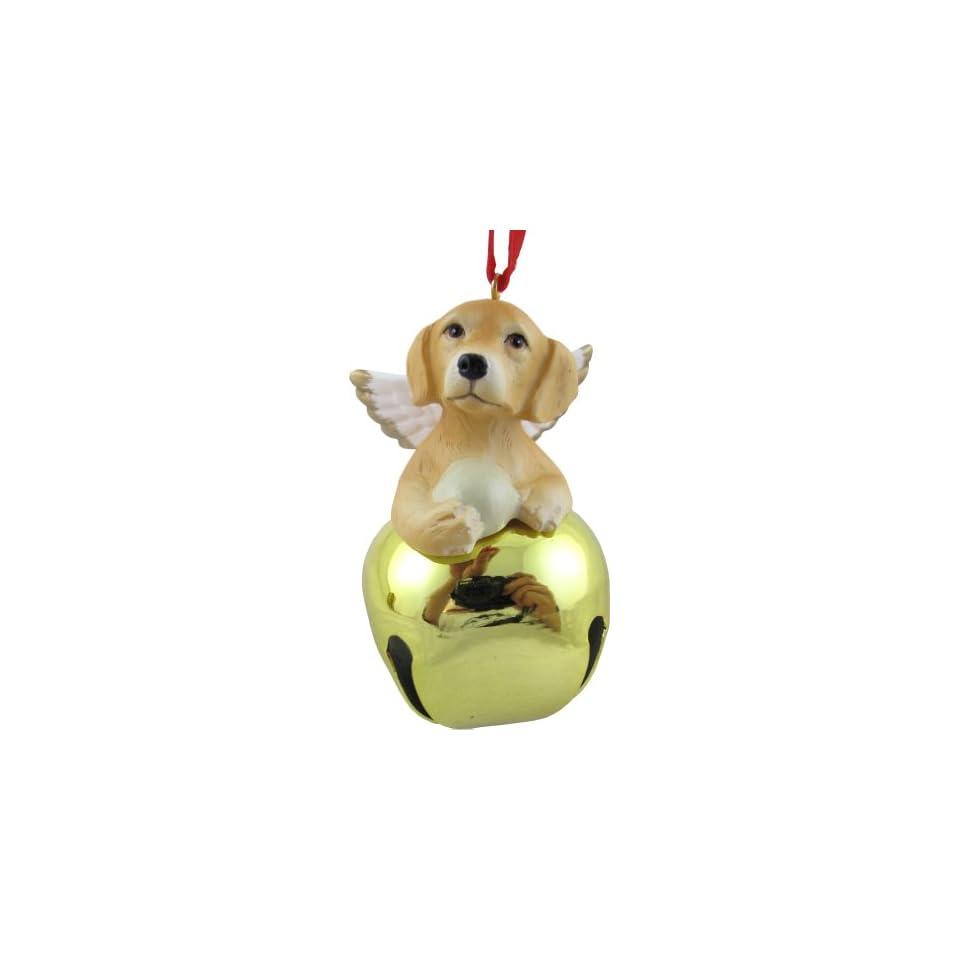Golden Retriever Angel Dog Ornament