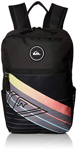 Quiksilver Boys' Little TOTIM Backpack, black, 1SZ