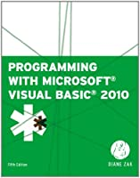 Programming with Microsoft Visual Basic 2010, 5th Edition Front Cover