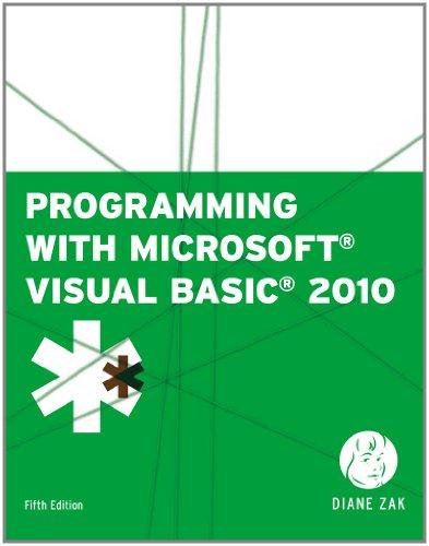 Programming with Microsoft Visual Basic 2010 (VB.Net...