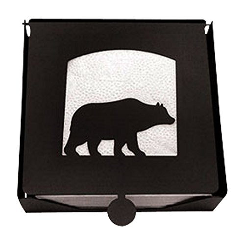 - Bear - Napkin Holder Home Kitchen Furniture Decor