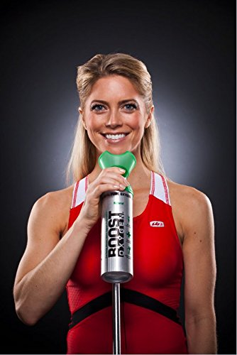 95% Pure Oxygen by Boost Oxygen - Portable Canister of Supplemental Oxygen - Increases Endurance, Recovery and Performance - 5 Liter Canisters - 12 Pack (Natural) by Boost Oxygen (Image #2)