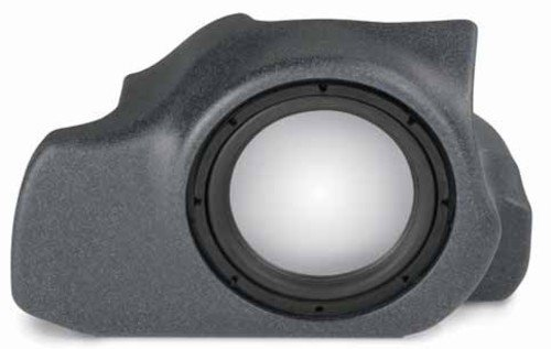 FMUST05D12U MTX Thunderform Bass Slammer 2005-2013 Ford Mustang Custom Subwoofer Enclosure Speaker Box (Mtx Bass Slammer)