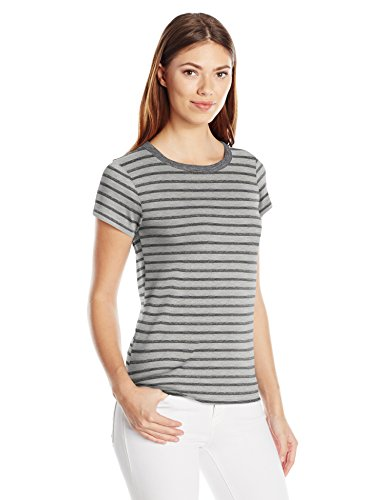 Eco Stripe T Alternative shirt Femme Grigio Riviera xOw7Oq