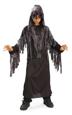 Halloween - Disfraz de Fantasma Maldito nocturno para niño ...
