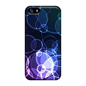 Tpu Cases Covers Compatible For Iphone 5/5s/ Hot Cases/ 3d Abstract Black Friday