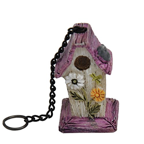 en Daisy Bird House with Chain (Daisy Bird Chain)