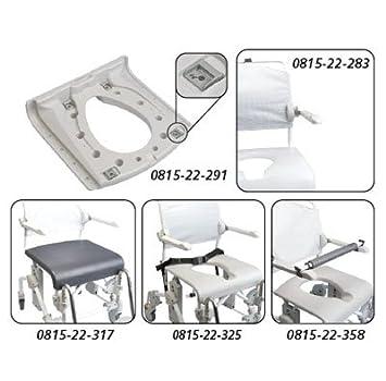 amazon com etac swift mobile shower chairs accessories arm
