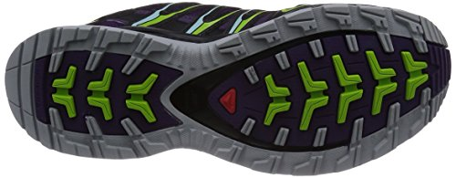 Mujer GTX Media Cosmic Granny Morado de 3D Senderismo y Purple de Pro Caña Trekking Violett Green Black Zapatillas SalomonXA wz1PqEq
